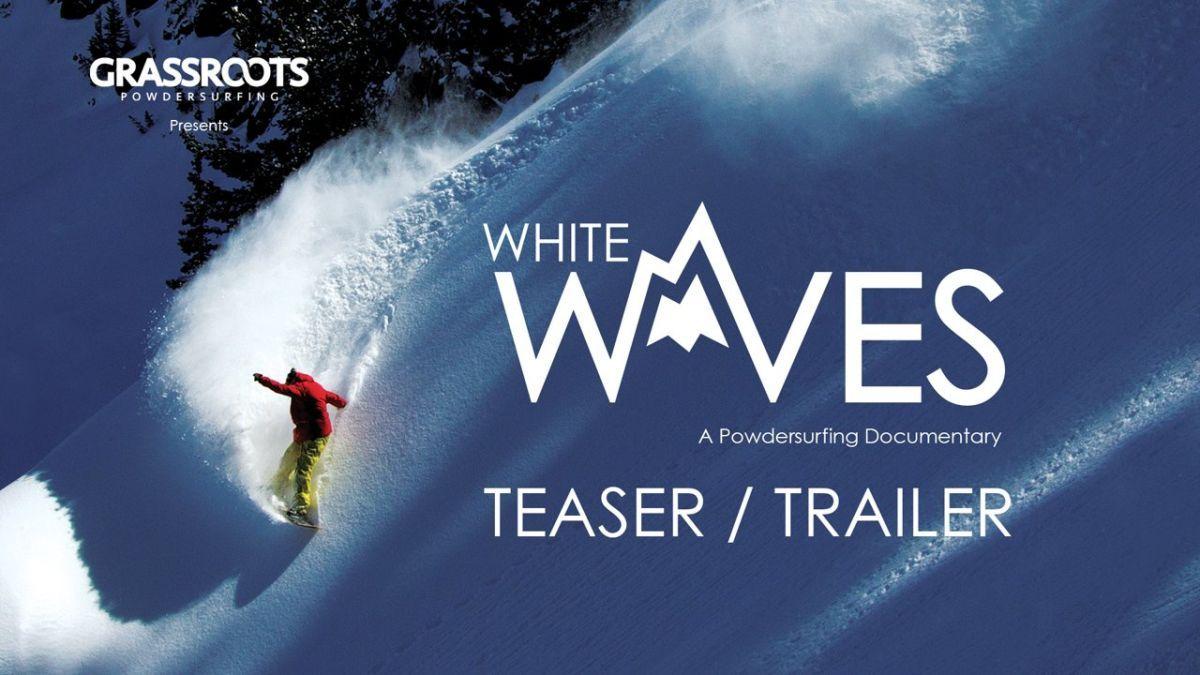 White Waves – Teaser