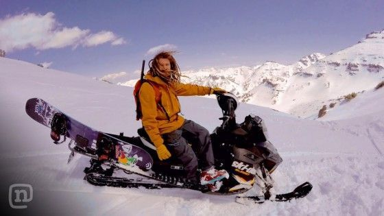 Every Third Thursday – John Jackson Sierra Series Snowboard