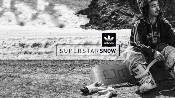 Adidas Snowboarding – Superstar Snow