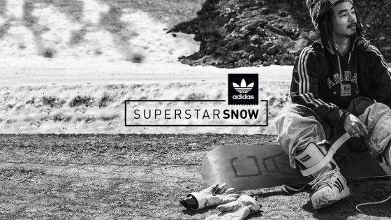 Adidas Snowboarding – Superstar Snow