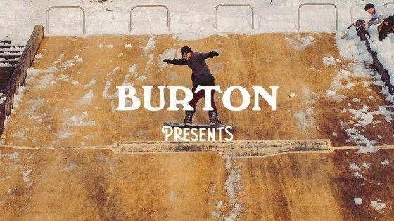 Burton Snowboards – Ethan Deiss & Zak Hale