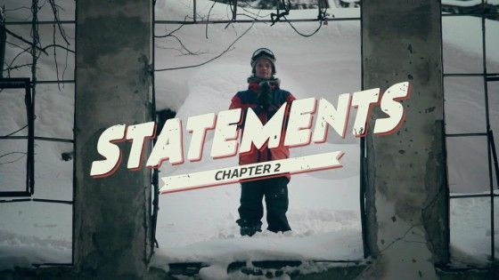 ANTTI AUTTI'S STATEMENTS – CHAPTER 2: SNOW COUNTRY