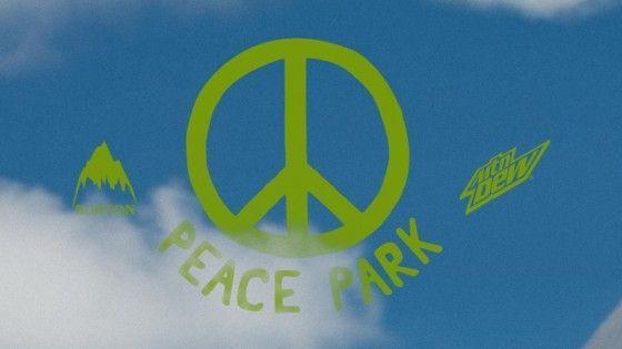 Burton Team at Peace Park 2015