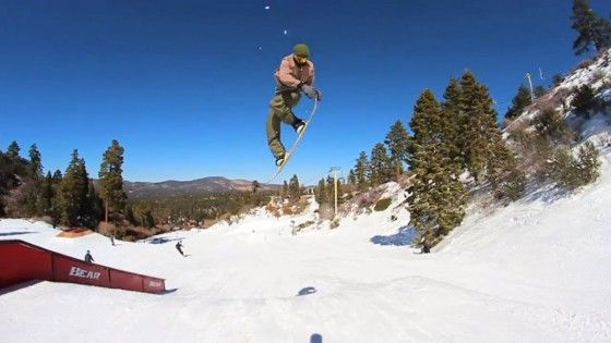 Flux Bindings ReNamed – Back To Bear Mountain