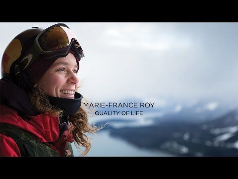 Marie-France Roy – Quality of Life