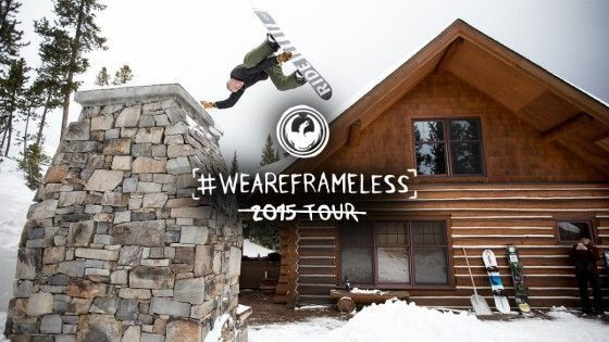 #WeAreFrameless Tour 2015 – Montana