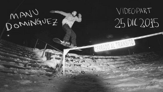 Manu Dominguez – 2015 Video Part