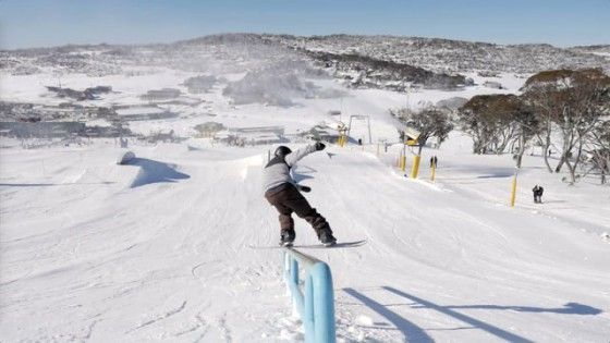 Perisher Parks – June 2016