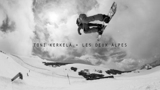 Toni Kerkela – Les2Alpes
