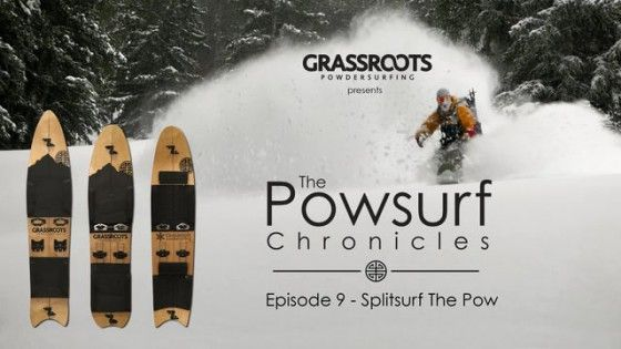 Splitsurf the Pow