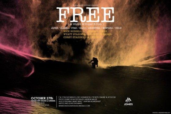 Free – Trailer