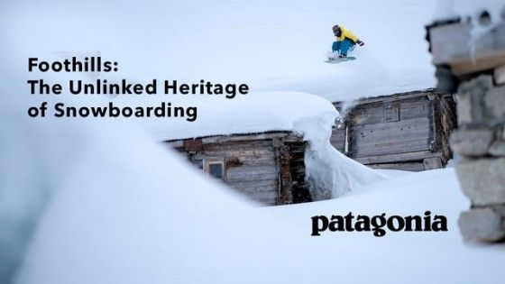 The Unliked Heritage Of Snowboarding