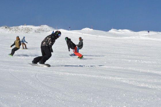 Wyjazd snowboardowy