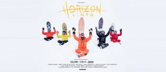 Horizon Lines – Trailer