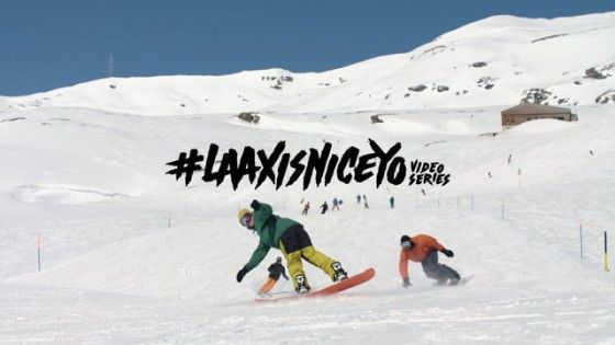 #laaxisniceyo – Carve & Cruise