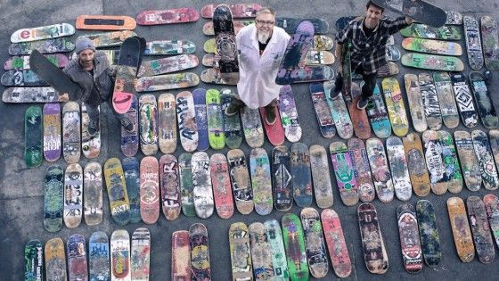Every Third Thursday – No Board Left Behind Recycled Skateboard