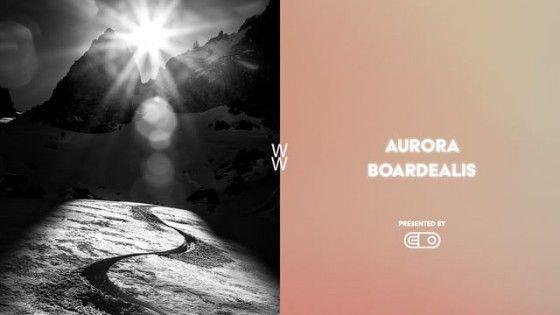 WARP WAVE – Aurora Boardealis