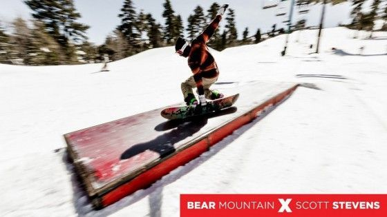 Scott Stevens at Bear Mountain