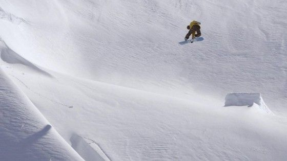 Gigi Ruf, Kazu Kokubo and Torstein Horgmo Backcountry Session