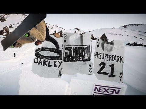 Oakley – Superpark 21