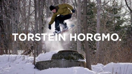 Torstein Horgmo – Stronger
