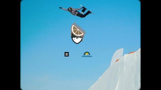 Orange Open – Quarterpipe Session
