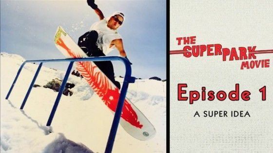 The Superpark Movie – A Super Idea