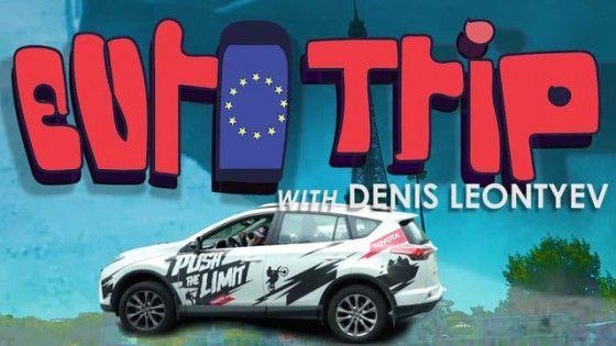 """Denis """"Bonus"""" Leontyev – Euro Trip"""