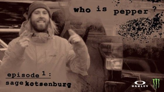 Who is Pepper? – Sage Kotsenburg
