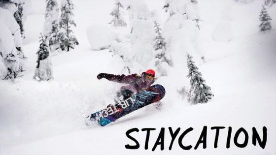 Lib Tech – Staycation