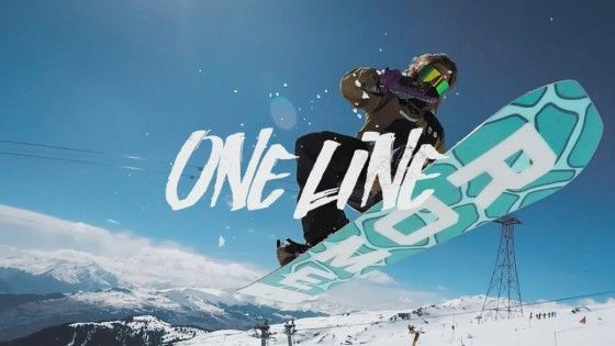 One Line – Len Jørgensen
