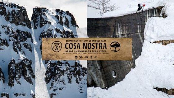 Cosa Nostra – Bryan Iguchi, Erik Leon