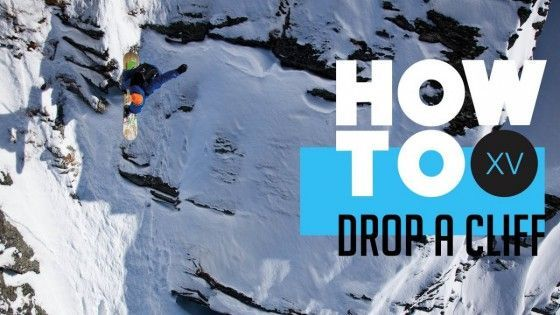 How to Drop a Cliff – Xavier de le Rue