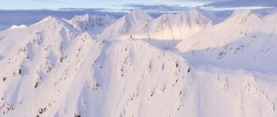 Arctic Lights – Lyngen Lines Bonus