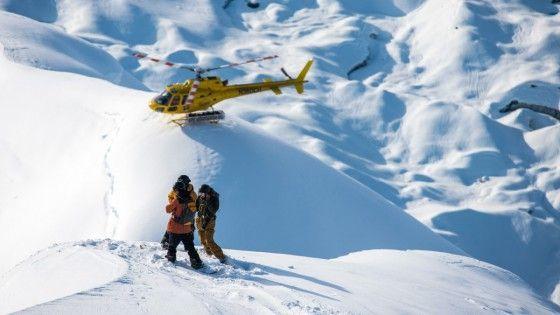 360 Degree Snowboarding in Alaska