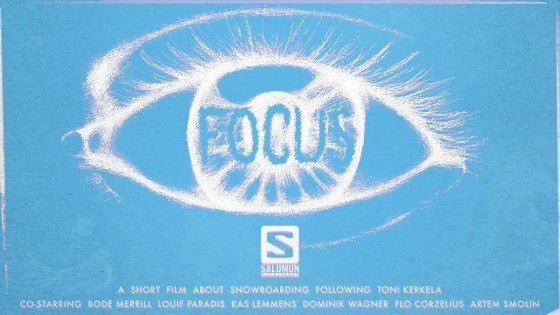 Focus – A Short Film About Snowboarding Following Toni Kerkela