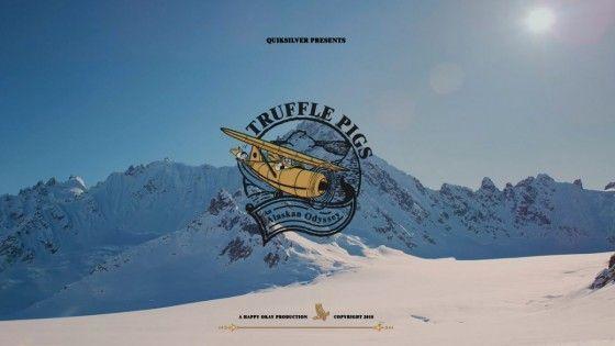 Truffle Pigs – An Alaskan Odyssey