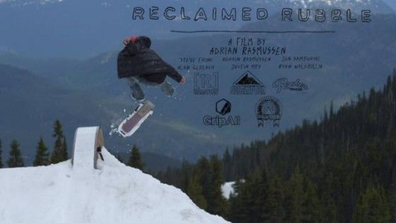 Reclaimed Rubble – Full Movie