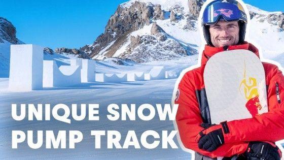 The Ultimate Pump Track – Pierre Vaultier