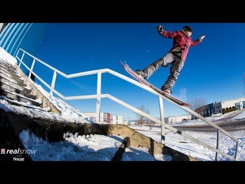 X Games Real Snow 2019 – Anto Chamberlain
