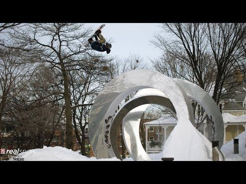 X Games Real Snow 2019 – Frank Bourgeois