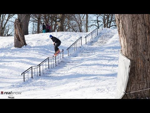 X Games Real Snow 2019 – Maria Thomsen