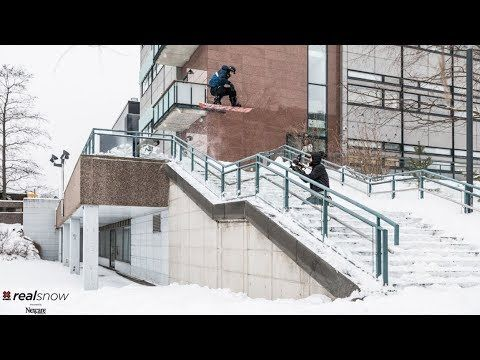 X Games Real Snow 2019 – Will Smith