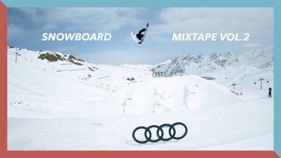 Audi Nines Mixtape – Snowboard