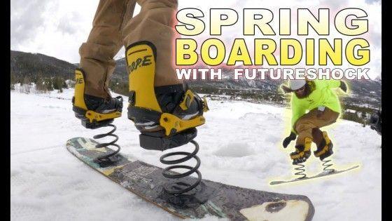 Spring Boarding